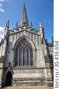 Купить «The view of the north transept of Cathedral Church of St Peter and St Paul. Sheffield. England», фото № 30416654, снято 7 мая 2009 г. (c) Serg Zastavkin / Фотобанк Лори