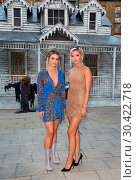 Купить «Celebrities get dolled up for a night of fright at the 'Annabelle: Creation' haunted house experience to promote the cinema release of 'Annabelle: Creation...», фото № 30422718, снято 25 июля 2017 г. (c) age Fotostock / Фотобанк Лори