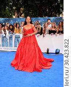 Купить «Rihanna arrives at Valerian Premiere in Leicester Square Featuring: Rihanna Where: London, United Kingdom When: 25 Jul 2017 Credit: Tony Oudot/WENN.», фото № 30423822, снято 25 июля 2017 г. (c) age Fotostock / Фотобанк Лори