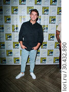Купить «San Diego Comic Con 2017 - 'Teen Wolf' - Photocall Featuring: Cody Christian Where: San Diego, California, United States When: 21 Jul 2017 Credit: Tony Forte/WENN.», фото № 30432890, снято 21 июля 2017 г. (c) age Fotostock / Фотобанк Лори