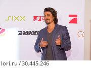 Celebrities attending the Pro 7 SAT 1 press conference 2017 at Cinemaxx. Редакционное фото, фотограф Schultz-Coulon / WENN.com / age Fotostock / Фотобанк Лори