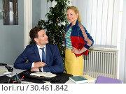 Set visit of new RTL TV comedy series 'Jenny – echt gerecht!' (2017 год). Редакционное фото, фотограф WENN.com / age Fotostock / Фотобанк Лори