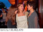 Produzentenfest (Sommerfest der Produzentenallianz) 2017 at Restaurant... Редакционное фото, фотограф AEDT / WENN.com / age Fotostock / Фотобанк Лори