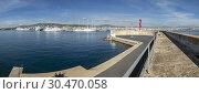 Puerto de Palma, Mallorca, balearic islands, Spain. Стоковое фото, фотограф Tolo Balaguer / age Fotostock / Фотобанк Лори