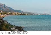 Gaeta sea view, Latina, Lazio, Italy (2017 год). Стоковое фото, фотограф Юрий Брыкайло / Фотобанк Лори
