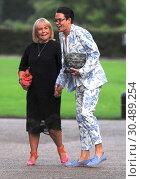 Various celebrities attend ITV Summer Party 2017. Редакционное фото, фотограф WENN.com / age Fotostock / Фотобанк Лори