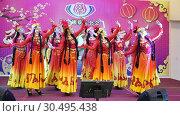 Entertaining programmes for the Sarawak Chai's Clan Association Chinese New Year celebration in Kuching, Malaysia (2019 год). Редакционное фото, фотограф Chua Wee Boo / age Fotostock / Фотобанк Лори
