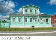 Купить «House of the Russian writer Kuprin», фото № 30502094, снято 9 июня 2018 г. (c) Алексей Голованов / Фотобанк Лори