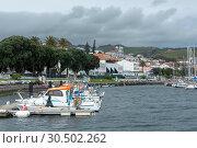 Орта, остров Фаял, Азоры (2019 год). Редакционное фото, фотограф Ирина Яровая / Фотобанк Лори