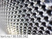 Купить «Radiator grill», фото № 30530342, снято 17 апреля 2010 г. (c) Tryapitsyn Sergiy / Фотобанк Лори