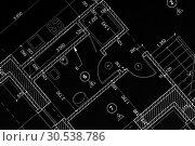 Купить «Architectural project», фото № 30538786, снято 25 мая 2012 г. (c) Tryapitsyn Sergiy / Фотобанк Лори