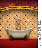 Купить «Vintage bathroom», фото № 30538822, снято 29 мая 2012 г. (c) Tryapitsyn Sergiy / Фотобанк Лори