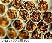 Купить «Cigarettes in pack», фото № 30538966, снято 9 августа 2012 г. (c) Tryapitsyn Sergiy / Фотобанк Лори