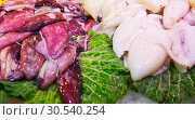 Купить «Fresh scallops», фото № 30540254, снято 6 июля 2013 г. (c) Tryapitsyn Sergiy / Фотобанк Лори