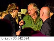 Frank Castorf farewell party and Strassenfest at Volksbuehne (2017 год). Редакционное фото, фотограф AEDT / WENN.com / age Fotostock / Фотобанк Лори