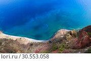 Купить «Seaside landscape», фото № 30553058, снято 20 июля 2015 г. (c) Tryapitsyn Sergiy / Фотобанк Лори