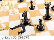 Businessman defeated. Стоковое фото, фотограф Tryapitsyn Sergiy / Фотобанк Лори