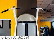 Modern sport machine. Стоковое фото, фотограф Tryapitsyn Sergiy / Фотобанк Лори