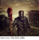 Купить «Horror of bloody murders», фото № 30563286, снято 14 июля 2020 г. (c) Tryapitsyn Sergiy / Фотобанк Лори