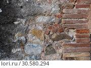 Купить «Old wall texture», фото № 30580294, снято 6 декабря 2019 г. (c) Яков Филимонов / Фотобанк Лори