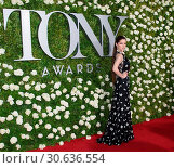 Купить «71st Annual Tony Awards - Arrivals Featuring: Anna Kendrick Where: New York, New York, United States When: 11 Jun 2017 Credit: WENN.com», фото № 30636554, снято 11 июня 2017 г. (c) age Fotostock / Фотобанк Лори