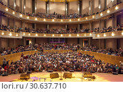 The Chan Centre for the Performing Arts, at the University of British Columbia, Vancouver, BC, Canada. Стоковое фото, фотограф Douglas Williams / age Fotostock / Фотобанк Лори