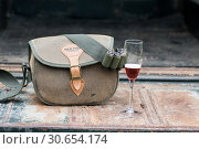 Купить «Cartridge bag and cartridges», фото № 30654174, снято 20 февраля 2020 г. (c) Ingram Publishing / Фотобанк Лори