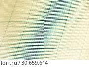 Купить «Sheet of engineering graph grid paper. Simple background texture for template, design or art.», фото № 30659614, снято 26 апреля 2019 г. (c) bashta / Фотобанк Лори