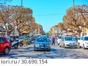 Купить «Street the Old City of Syracuse», фото № 30690154, снято 17 марта 2019 г. (c) Роман Сигаев / Фотобанк Лори