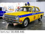 Купить «GAZ-24 Volga», фото № 30808446, снято 2 сентября 2016 г. (c) Art Konovalov / Фотобанк Лори