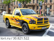 Купить «Dodge Ram», фото № 30821522, снято 25 мая 2013 г. (c) Art Konovalov / Фотобанк Лори