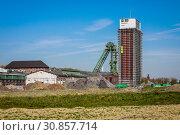 Купить «West Mine, State Garden Show 2020, Kamp-Lintfort, Ruhr Area, Lower Rhine, North Rhine-Westphalia, Germany», фото № 30857714, снято 18 апреля 2019 г. (c) Caro Photoagency / Фотобанк Лори