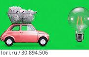 Купить «Idea delivery, creative process», видеоролик № 30894506, снято 26 мая 2019 г. (c) Сергей Петерман / Фотобанк Лори