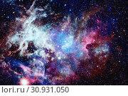 Купить «Galaxy and nebula. Elements of this Image Furnished by NASA.», фото № 30931050, снято 12 июля 2020 г. (c) easy Fotostock / Фотобанк Лори