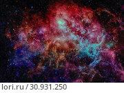 Купить «Galaxy and nebula. Elements of this Image Furnished by NASA.», фото № 30931250, снято 12 июля 2020 г. (c) easy Fotostock / Фотобанк Лори