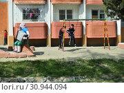 Купить «North Korea. Gaeseong», фото № 30944094, снято 5 мая 2019 г. (c) Знаменский Олег / Фотобанк Лори