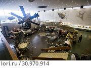 Купить «Tsiolkovsky State Museum of Cosmonautics, Kaluga», фото № 30970914, снято 2 мая 2019 г. (c) Яков Филимонов / Фотобанк Лори