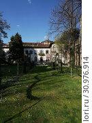 Casa degli Atelliani House, Vigna di Leonardo, Milan, Lombardy, Italy, Europe. Стоковое фото, фотограф Eddy Buttarelli / age Fotostock / Фотобанк Лори