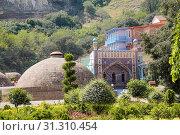 Купить «Tbilisi Old Town, the Historic district of the capital of Georgia», фото № 31310454, снято 18 августа 2016 г. (c) easy Fotostock / Фотобанк Лори