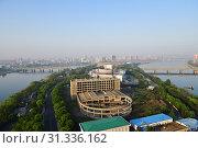 Купить «Pyongyang, capital of the North Korea», фото № 31336162, снято 3 мая 2019 г. (c) Знаменский Олег / Фотобанк Лори