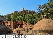 Купить «Tbilisi Old Town, the Historic district of the capital of Georgia», фото № 31385334, снято 18 августа 2016 г. (c) easy Fotostock / Фотобанк Лори