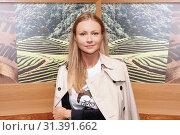 Купить «Мария Миронова», фото № 31391662, снято 11 сентября 2016 г. (c) Ольга Зиновская / Фотобанк Лори