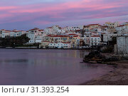 View of the town of Chora in Andros (Greece, Cyclades) (2019 год). Стоковое фото, фотограф Татьяна Ляпи / Фотобанк Лори