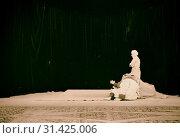Купить «The Christmas Story, Y.M.C.A. tableaux The Tidings to the Shepherds III 1934, Jerusalem, Israel», фото № 31425006, снято 29 июня 2018 г. (c) age Fotostock / Фотобанк Лори