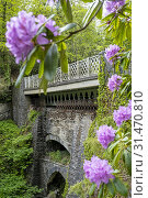 Купить «Devils Bridge, Pontarfynach, Wales.», фото № 31470810, снято 23 июля 2019 г. (c) age Fotostock / Фотобанк Лори