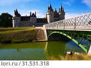 Купить «Chateau de Sully-sur-Loire, France», фото № 31531318, снято 11 октября 2018 г. (c) Яков Филимонов / Фотобанк Лори
