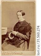 Купить «Laura Bridgman, George Kendall Warren (American, 1834 - 1884), about 1870, Albumen silver print», фото № 31560274, снято 7 сентября 2018 г. (c) age Fotostock / Фотобанк Лори