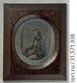 Купить «Louis Joseph Richard Auteur du Procede Typo-Photographique Breveté Le 25 Mai 1852, French, May 25, 1852, Daguerreotype», фото № 31571938, снято 7 сентября 2018 г. (c) age Fotostock / Фотобанк Лори