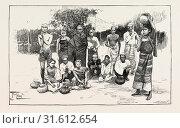 Купить «TYPES OF MANIPURIS, MANIPUR, EASTERN FRONTIER OF INDIA.», фото № 31612654, снято 3 января 2013 г. (c) age Fotostock / Фотобанк Лори