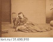 Le chapelet (autre), 1860s, Albumen silver print from glass negative, Photographs, Pierre-Louis Pierson (French, 1822–1913) (2017 год). Редакционное фото, фотограф © Copyright Artokoloro Quint Lox Limited / age Fotostock / Фотобанк Лори
